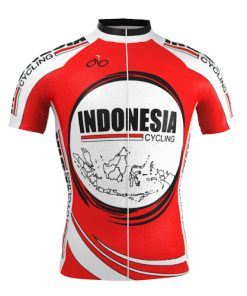 Indonesia cycling jersey